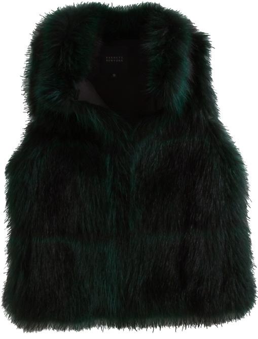 Barneys Fur Vest