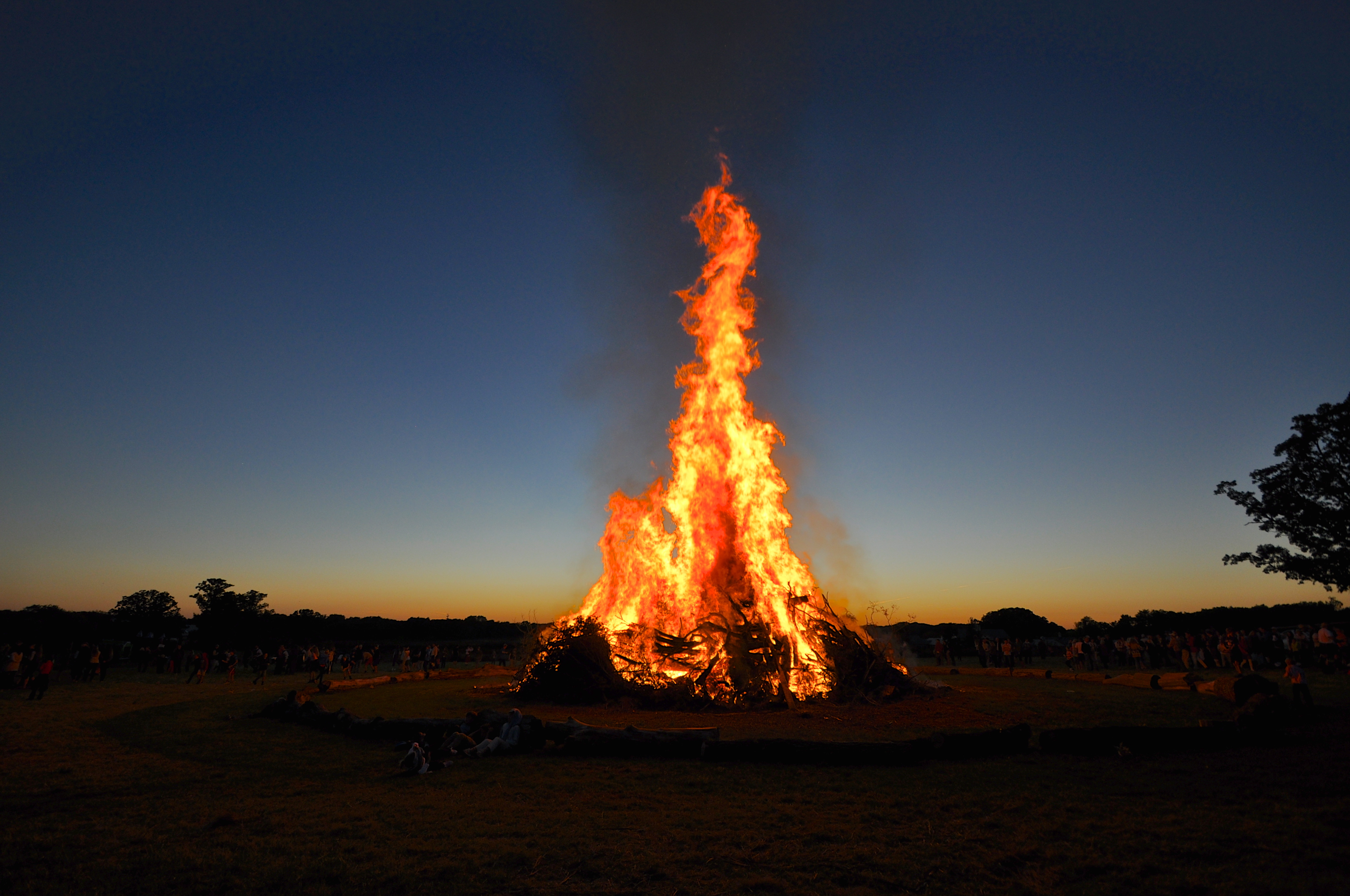 Funds raised from Bagpipes and Bonfire support Lake Forest Open Lands ...